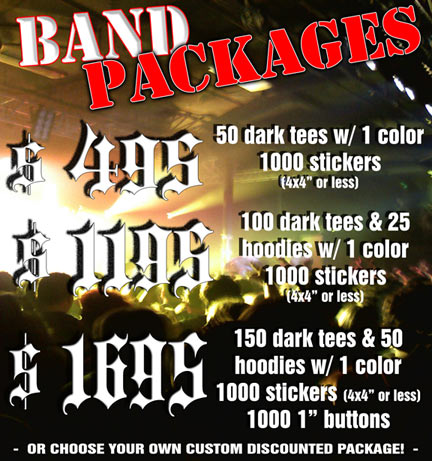 Band Packages